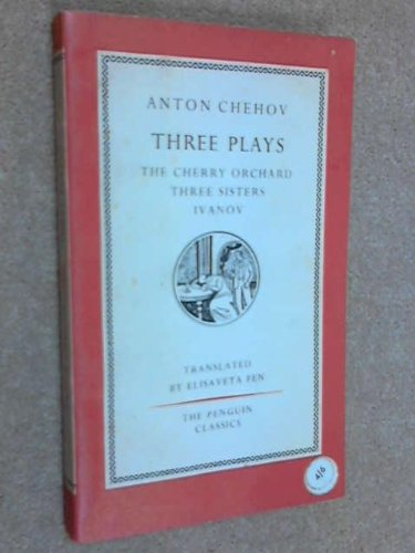 9780394309842: Best Plays By Chekhov (The Sea Gull, Uncle Vanya, The Three Sisters, The Cherry Orchard)