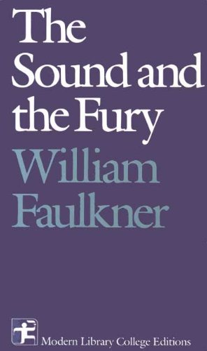 9780394309941: The Sound and the Fury