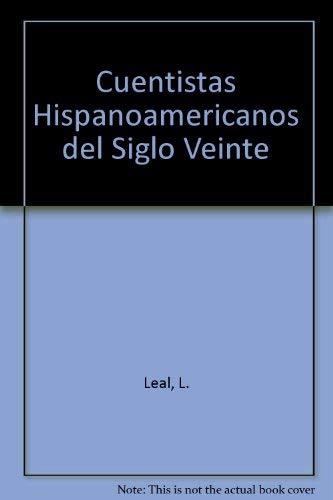 Cuentistas hispanoamericanos del siglo veinte: Luis Leal