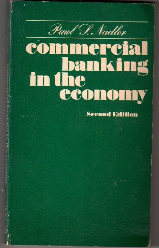 9780394317762: Commercial Banking in the Economy