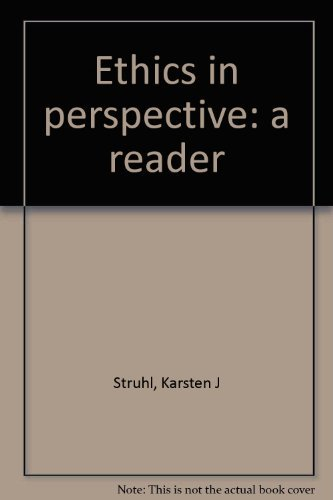 9780394318523: Ethics in perspective: a reader