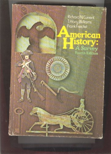 9780394318639: American history:a survey