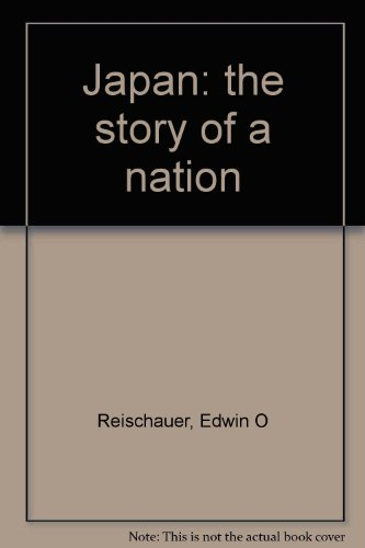 9780394319001: Japan: the story of a nation