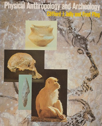 9780394319131: Physical anthropology and archeology