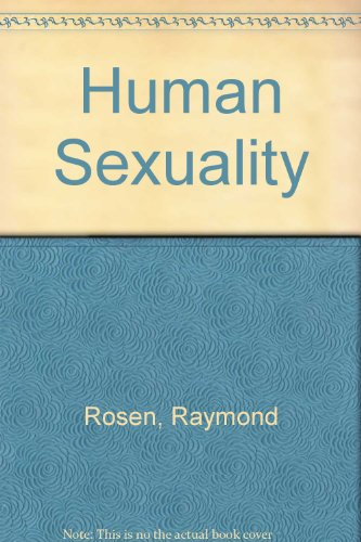 9780394320281: Human Sexuality