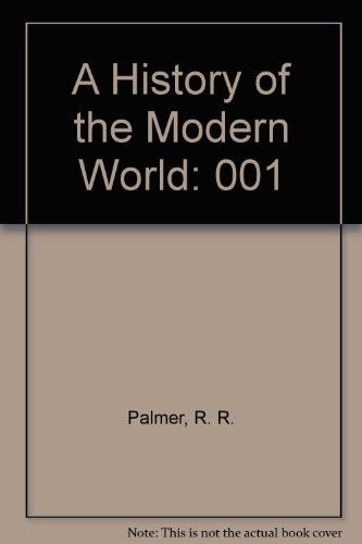 9780394320403: 001: A History of the Modern World