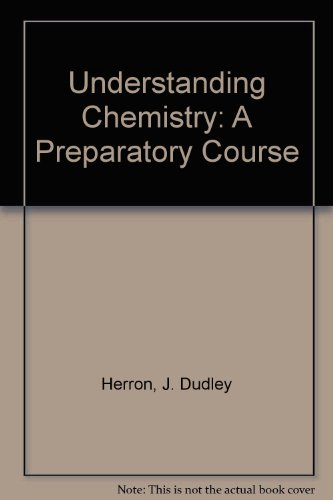 9780394320878: Understanding Chemistry: A Preparatory Course