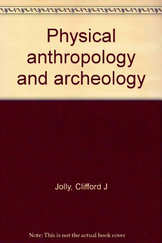 9780394320939: Physical anthropology and archeology