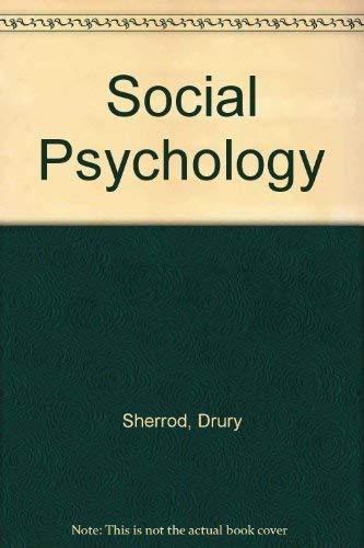 9780394320991: Social Psychology