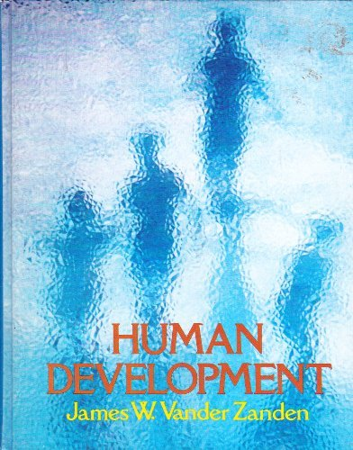 Human Development: Zanden, James W.