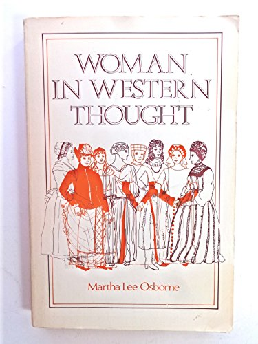 9780394321127: Woman in Western thought