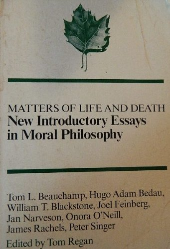9780394321141: Matters of Life and Death: New Introductory Essays in Moral Philosophy