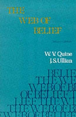 9780394321790: The Web of Belief. 2nd Edition