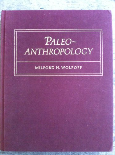 9780394321974: Paleoanthropology