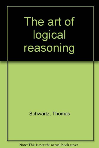 9780394322674: The art of logical reasoning