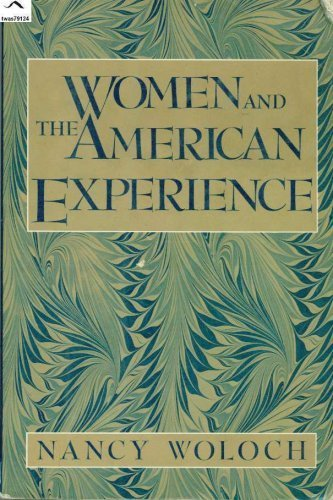 9780394323190: Women and the American Experience