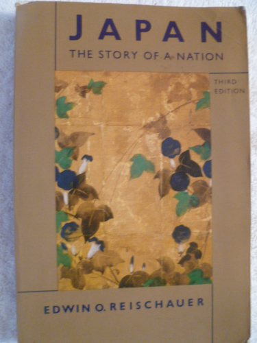 9780394324128: Japan: The Story of a Nation