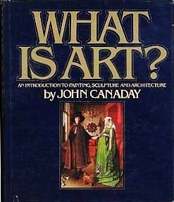 9780394324500: Title: What Is Art