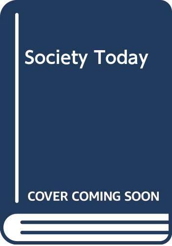 Society Today: Gary Marx; Norman