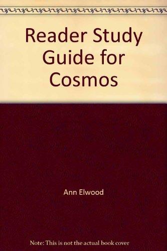 9780394325972: A reader-study guide for Cosmos, Carl Sagan