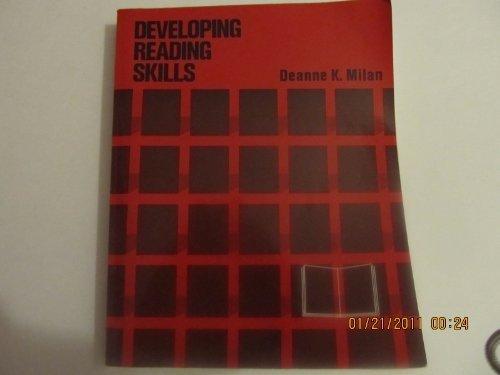 9780394327891: Developing reading skills