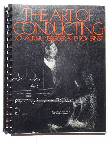 9780394328355: The Art of Conducting