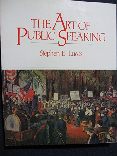 The art of public speaking: Stephen Lucas