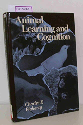 9780394330426: Animal learning and cognition (Alfred A. Knopf series in psychology)