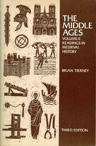 9780394330624: The Middle Ages