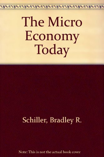 9780394331676: The Micro Economy Today