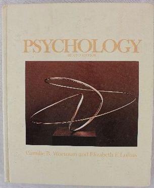 9780394331898: Psychology