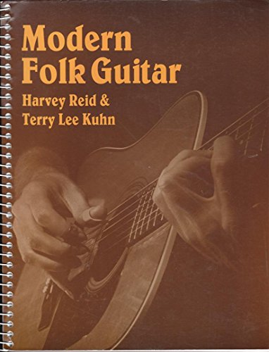 9780394332413: Modern Folk Guitar