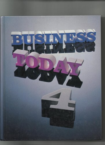 9780394336299: Business today