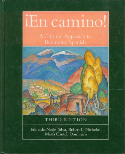9780394336640: En camino!: A cultural approach to beginning Spanish