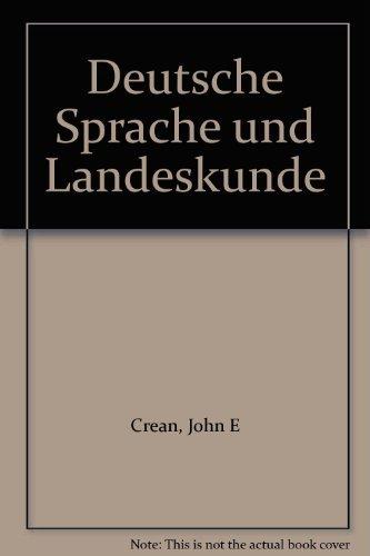 9780394336756: Deutsche Sprache und Landeskunde