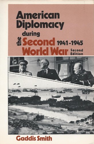 9780394342023: American diplomacy during the Second World War, 1941-1945 (America in crisis)