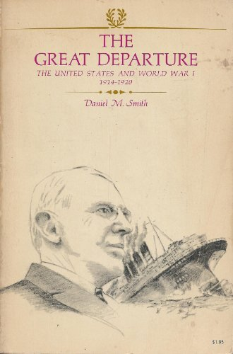 9780394342030: The Great Departure