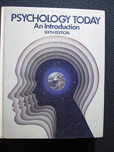 9780394343594: Psychology Today: An Introduction