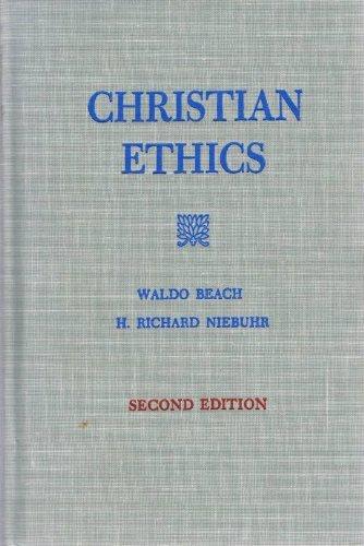 Christian Ethics: Waldo Beach