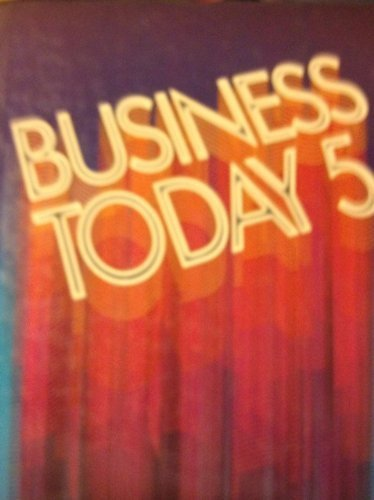 9780394351148: Business today