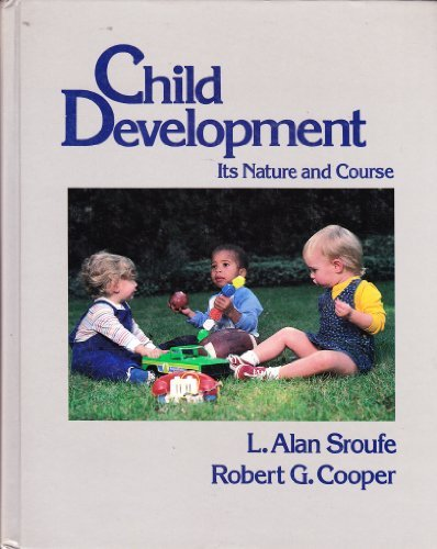 9780394353609: Child Development: Its Nature and Course