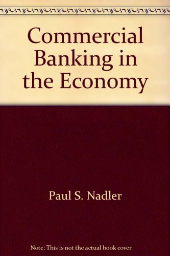 9780394354002: Commercial banking in the economy