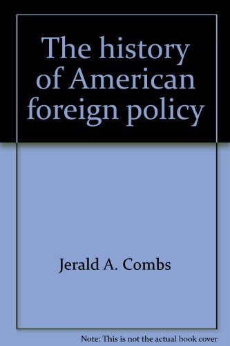 9780394356907: The history of American foreign policy