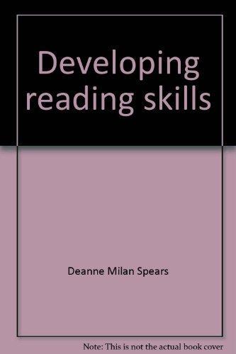 9780394362410: Developing reading skills