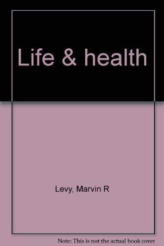 9780394362960: Life & health