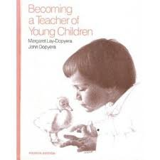 9780394362991: Becoming A Teacher of Young Children