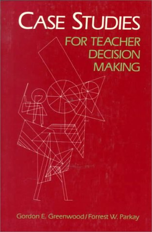 9780394370118: Case studies for teacher decision making
