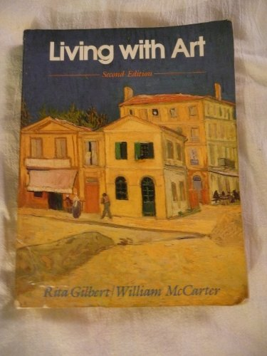 9780394374017: Living with art