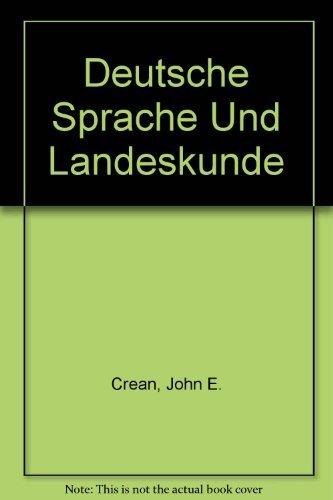 9780394377001: Deutsche Sprache Und Landeskunde