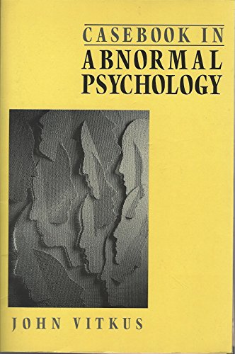 9780394379425: Casebook in abnormal psychology